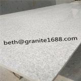 Mattonelle di marmo bianche di cristallo Polished popolari parete/del pavimento