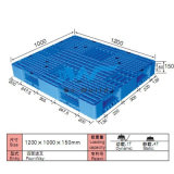 Festes doppeltes Gesicht Hochleistungs-HDPE Ladeplatte Dw-1210c2