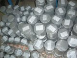 Disco tejido Ss del filtro del estirador del acoplamiento de alambre