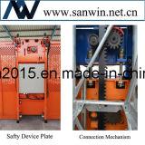 Лифт механизма реечной передачи 1 тонны средний