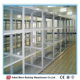 Máximo de 800 libras / nivel de almacenamiento de estanterías Estantes de oficina de estantería ancha negro para el almacenamiento de mercancías