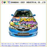 Autocollant en vinyle autocollant en PVC très brillant pour l'impression et la décoration numériques