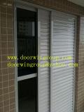 Portas deslizantes de alumínio de boa qualidade, portas deslizantes de alumínio excelentes da Calor-Isolação e do desempenho da Som-Isolação