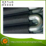 Tube d'acier inoxydable d'aileron de qualité