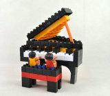 良質のピアノ文字のホーム3様式の教育おもちゃ