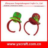 Vestito di abitudine del Antler di natale della decorazione di natale (ZY14Y32-1-2 22CM)