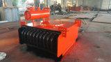 Serie Rcde-8 Suspendido sobrecorrea aceite-enfriamiento separador de hierro electromagnético / máquina de separación magnética para transportador de cinta