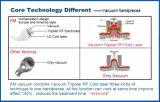 기계를 체중을 줄이는 세륨 증명서 휴대용 Laser+Cavitation+RF+Vacuum 공동현상