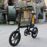 Geschwindigkeit der Geschwindigkeit-7 16 Zoll-elektrisches faltendes Fahrrad