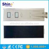 Luz de rua Integrated solar do diodo emissor de luz da bateria de lítio 50W 60W 70W