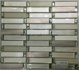 Classical Strip Shape Class e Stainless Mosaic Tile