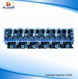 Culasse de pièces de moteur pour Nissans Td42 Td42t 11039-06j00 11039-06j01