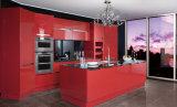 2017 gabinetes de cozinha personalizados Rta modernos da laca (zz-054)