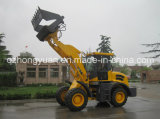 Heißes Sale CER Certificate 2.0ton Wheel Loader mit 80HP Engine