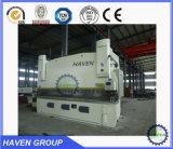 Máquina de dobra hidráulica do metal de folha da série da alta qualidade Wc67 da fonte