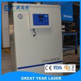 a madeira compensada de 18-25mm giratória morre o preço da máquina de estaca do laser do CO2 da placa
