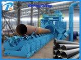 Fabricante de la máquina del chorreo con granalla de la pared interna y externa del tubo de acero/explosionador de arena del tubo