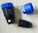 Lautsprecher-Verbinder-Chassis Speakon 4 Pole Stecker-Mann 4-Pin drehen