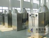 蒸気の熱くする二重円錐形の真空の混合および乾燥機械