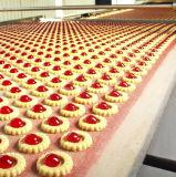 Bande de conveyeur d'unité centrale de catégorie comestible de FDA pour le biscuit et le pain