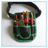 電気技術者袋の維持によってウエスト取付けられる道具袋