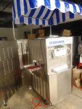 2+1mixed 3味のテントが付いているソフトクリーム機械