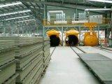 autoclave de los 2.68*38m para la industria del ladrillo de AAC