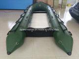 460cm 판매를 위한 녹색 군 경비정