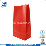 Vente bonne avec le sac de papier de bon des prix bas de grand dos