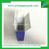 진한 파란색 엄밀한 장식용 빛나는 상한 상자