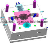 Инструмент заливки формы для теплоотвода