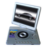 Reproductor de DVD portable delgado estupendo 1201A-1105