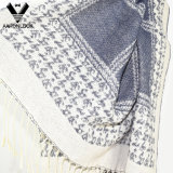 2016 New Oversize Soft Warm Woven Jacquard Pattern Scarf ou Shawl
