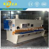 Máquina de corte da guilhotina do aço suave