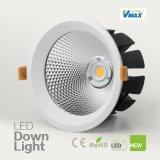 15W riflettore della PANNOCCHIA LED Downlight con il driver di lunga vita CI (V-3815R)
