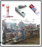 Máquina-Sunway de empacotamento laminada Alumínio-Plástico da câmara de ar do dentífrico