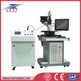 Bestes Qualitätsaluminiumlegierung-Batterieleistung-Zelle Cqw 150W Punkt-Faser-Laser-Schweißgerät
