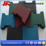 Gymのための専門の中国のFactory Rubber Flooring Pavers