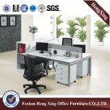 Poste de travail moderne de meubles de bureau de partition de bureau (HX-6M174)