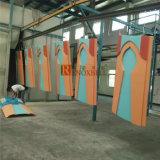 Multicolor алюминиевый лист для украшения стены здания стационара внешнего