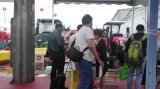 Pulverizador agricultural do crescimento do equipamento da potência do TGV do tipo 4WD de Aidi para o veículo do herbicida