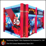 5D/6D/7D/9D Cinema Equipment com CE para Amusement Equipment (SCH-5D02)