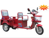 Foldable bonito Electric Tricycle para Passenger & Cargo (DCQ100-03F)