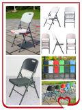 Silla de plegamiento del HDPE, silla al aire libre, silla Y53 de la cena