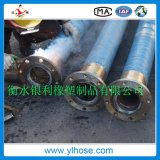 Il filo di acciaio ad alta pressione 4sp si è sviluppato a spiraleare tubo flessibile di gomma di perforazione