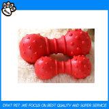 Colorido Teathing saludable Chew perro de juguete de goma