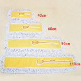 Industrielles Microfiber Mopp Pad mit Four Size Yellow Color