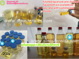 Customerized 안전한 납품을%s 가진 대략 완성되는 기름 Tmt 375 혼합 스테로이드 기름 혼합 기름