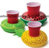Swim-aufblasbares Wasser-Frucht-Cup-sich hin- und herbewegendes Getränk (CPCQ-003)