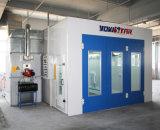 Surtidor superior de la cabina de la pintura de la corriente descendente del mantenimiento de la cabina de aerosol de China